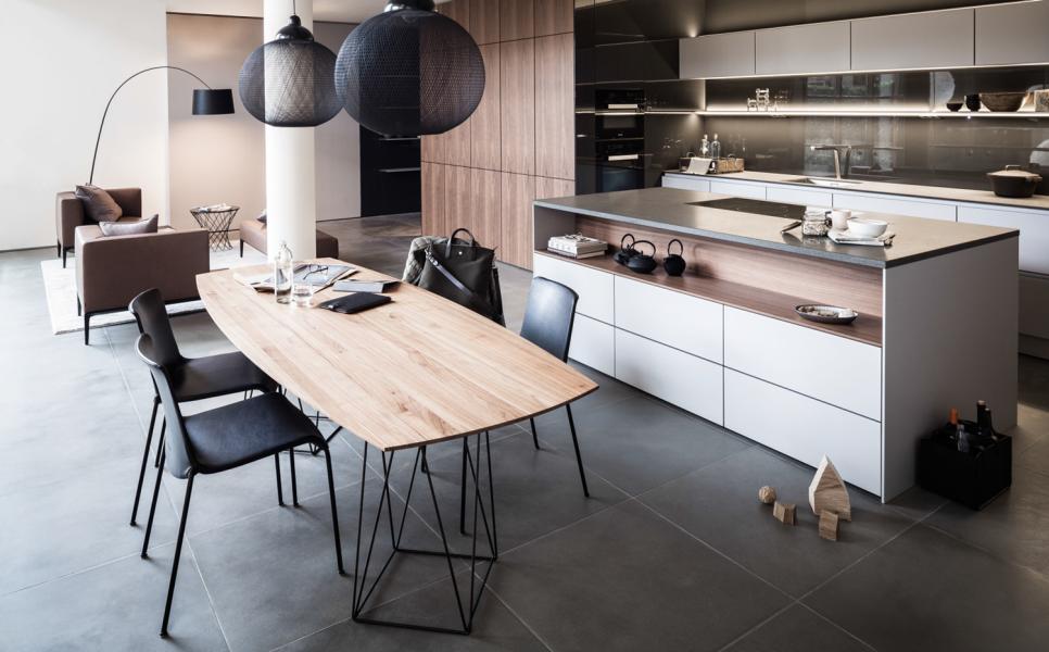 Firmenprofil siematic m belwerke gmbh co kg in l hne for Interior design praktikum