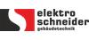 Elektro Schneider Gebäudetechnik GmbH