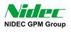 Das Logo von NIDEC GPM GmbH