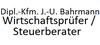 Dipl.-Kfm. Jörg-Udo Bahrmann - WIRTSCHAFTSPRÜFER STEUERBERATER