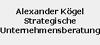 Alexander Kögel Strategische Unternehmensentwicklung